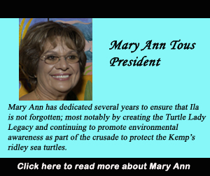 Additional Information about Mary Ann Tous